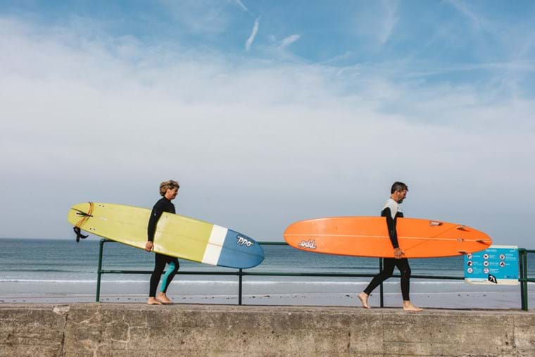 How to have the best surfing holiday in Jersey